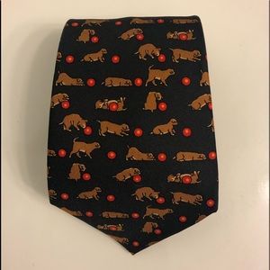 [Hermès] Silk Men's Neck Tie